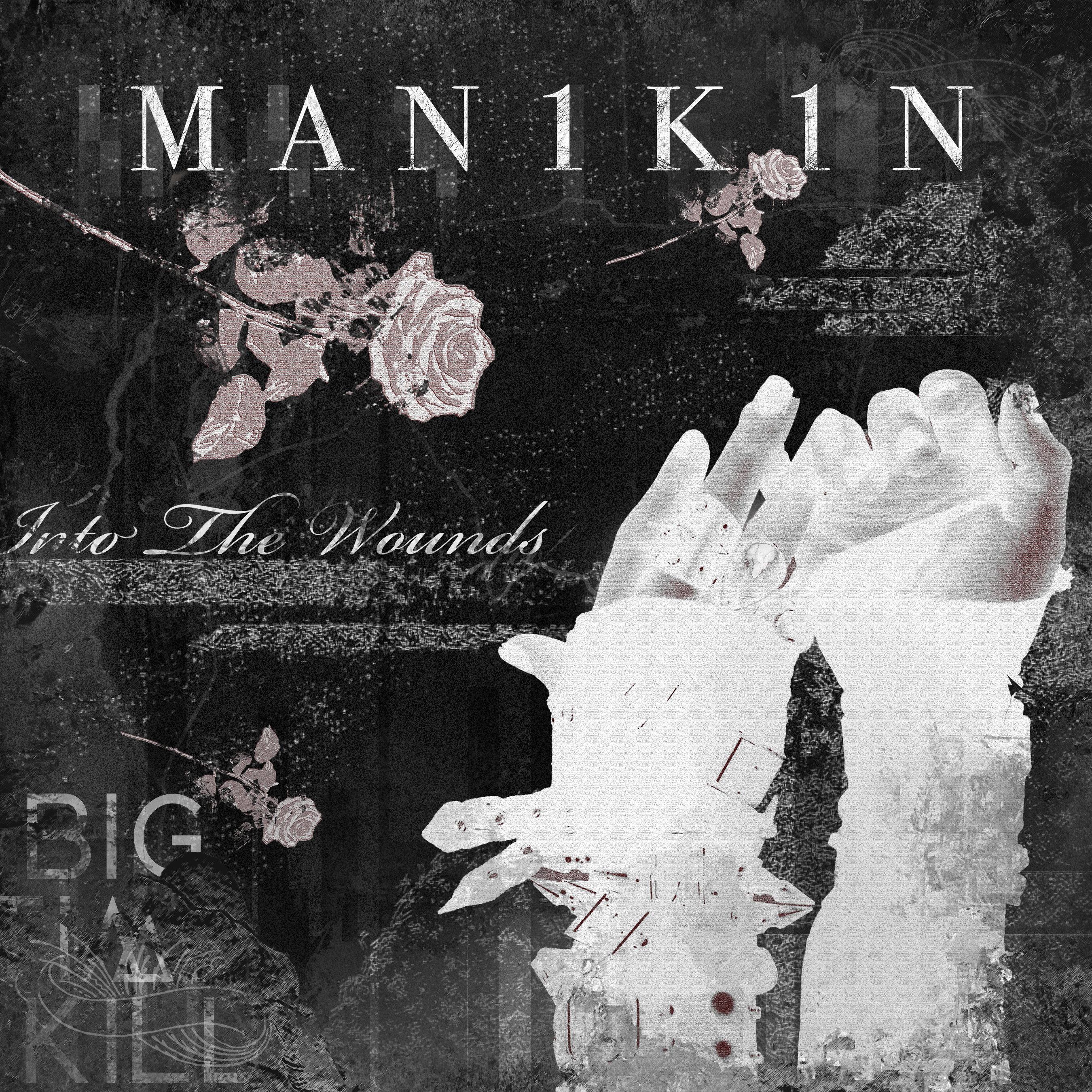 """MAN1K1N – """"Into The Wounds"""""""